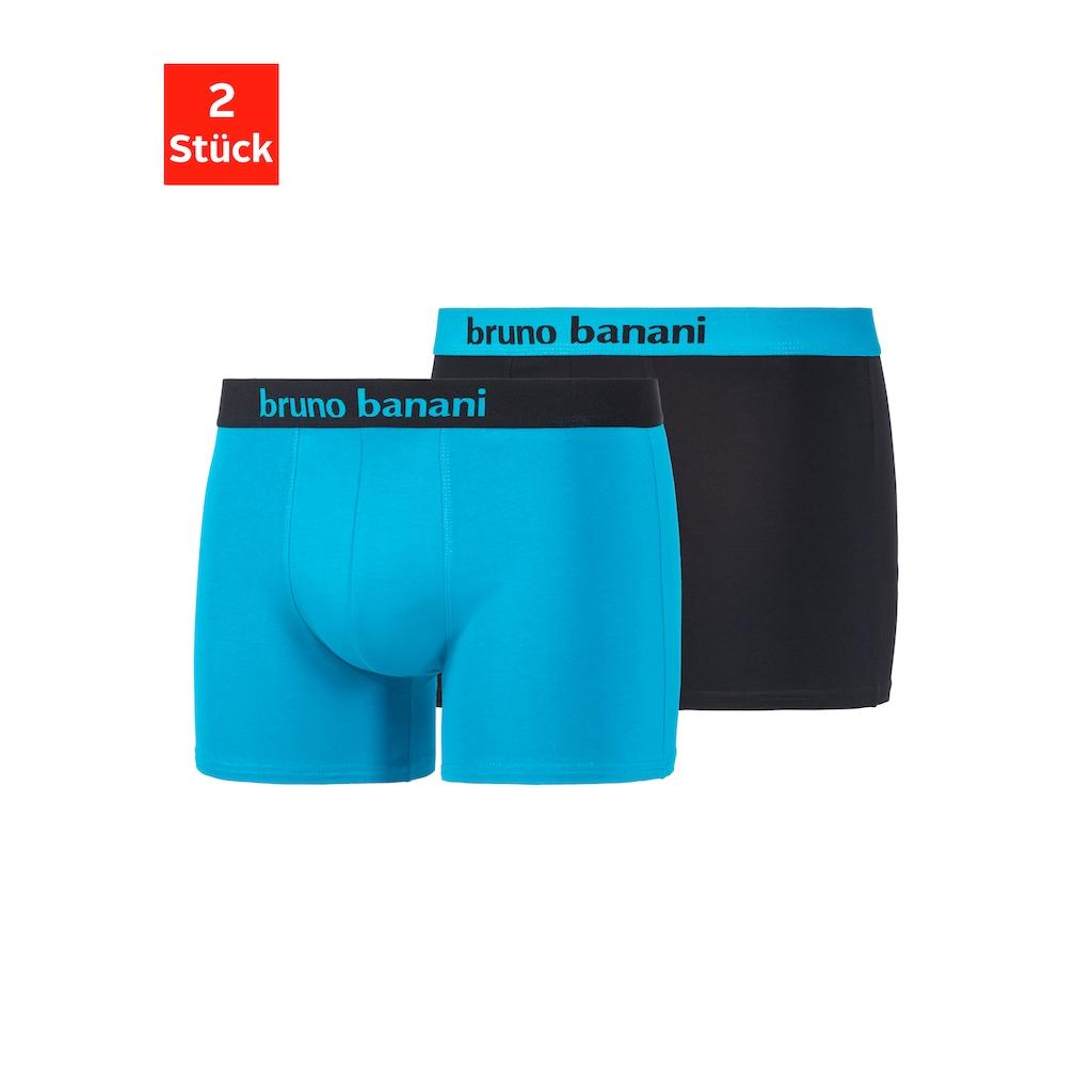 Bruno Banani Boxer »Flowing«, mit Logo Webbund