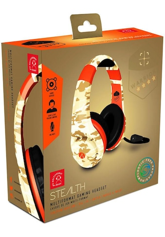 »Multi Format Warrior Camo« Stereo - Headset kaufen
