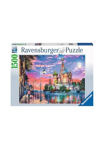 Ravensburger Puzzle »Moscow« kaufen